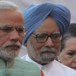 Modi breaks ice with Sonia, Manmohan on GST but chill persists