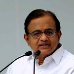Chidambaram Hits Out at Government as Firm Linked to Son Karti is Raided