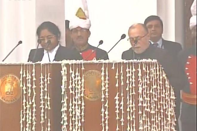 He replaces Najeeb Jung who had resigned few days back. Sanjeev Nanda