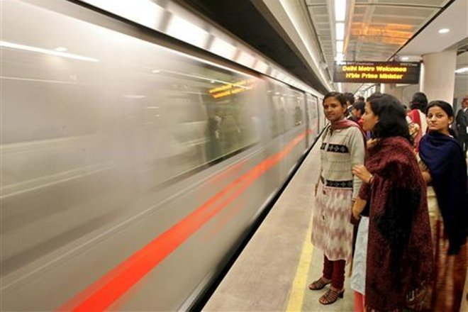 Talking about plans for 2017, Singh says commuters will travel in technologically advanced and energy-efficient trains on these sections, where metro is also putting in place a new signalling system Communication Based Train Control (CBTC)