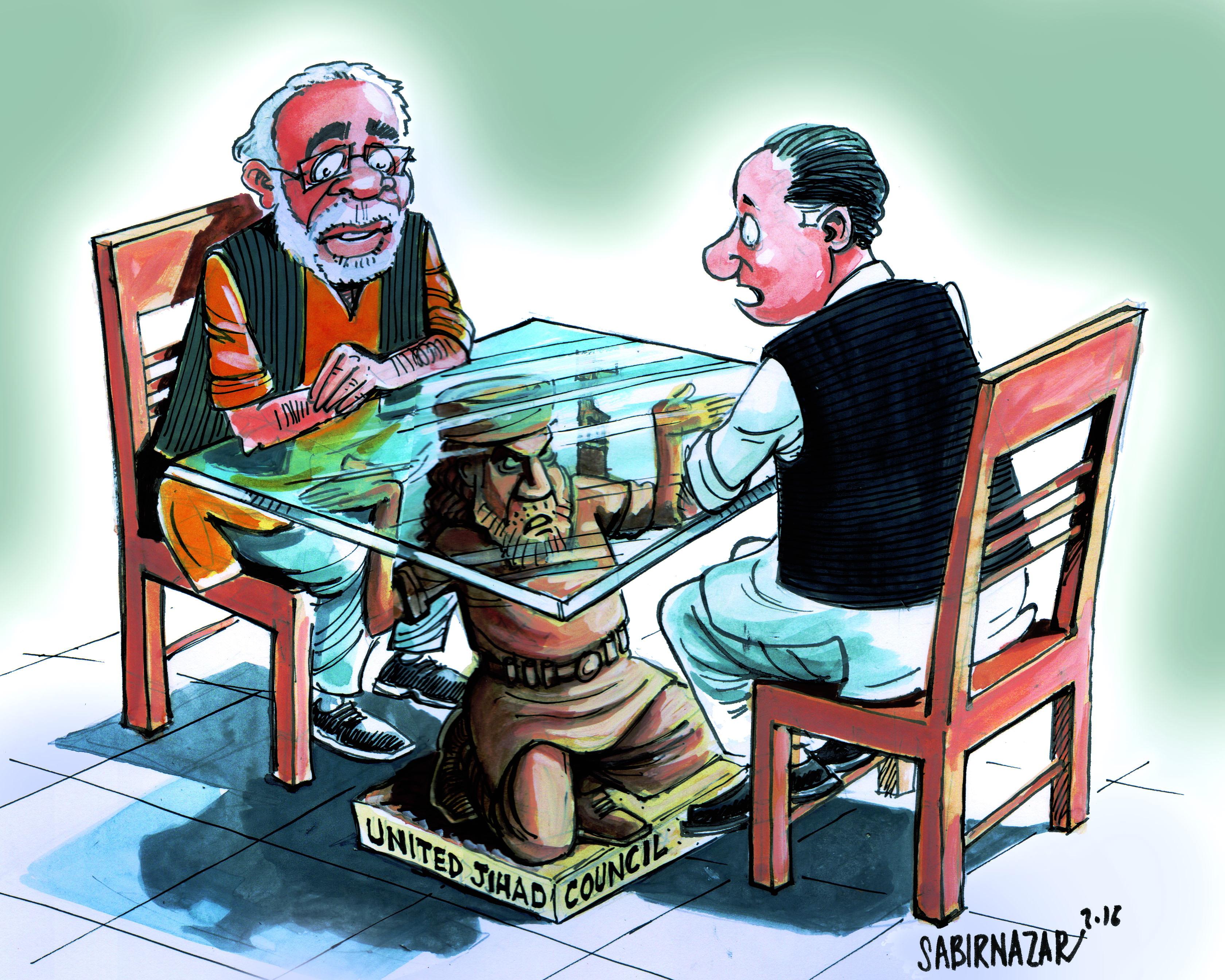 Indo-Pak-Talks