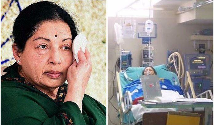 J Jayalalithaa Hospitalizaton- Gautami