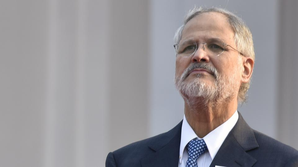 Najeeb Jung Resigns by Sanjeev Nanda