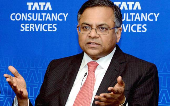 N.Chandrasekaran to Step In as Tata Sons Executive Chairman- Sanjeev Nanda