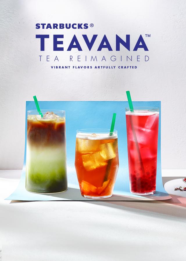 Teavana Comes to India, thanks to Starbucks! coverage Sanjeev Nanda