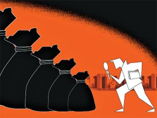 How do we get rid of the black economy? That is no secret. Taxation laws and systems in India are as stringent as anywhere else in the world by Sanjeev Nanda